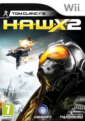 Tom Clancy's HAWX 2 (2010/PAL/ENG/Wii)