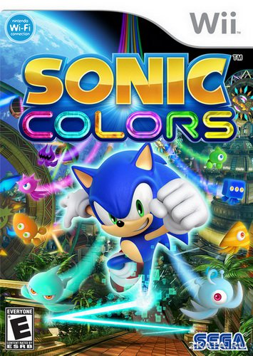 Sonic Colors (2010/PAL/ENG/Wii)