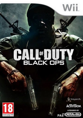 Call Of Duty: Black Ops (2010/PAL/ENG/Wii)