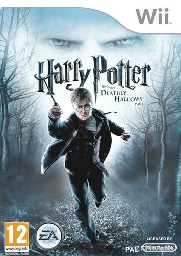 Harry Potter and the Deathly Hallows. Part 1 (2010/Wii)