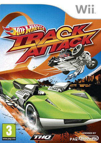 Hot Wheels: Track Attack (2010/PAL/ENG/Wii)