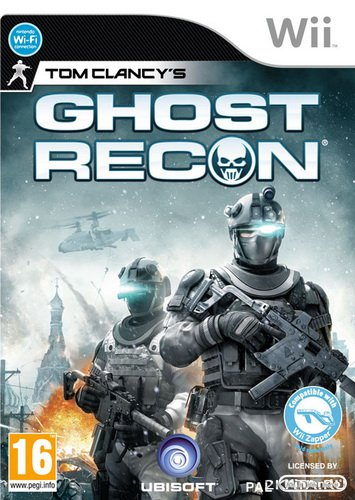 Tom Clancy's Ghost Recon (Wii) PAL