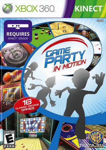 Game Party: In Motion (2010/RF/ENG/XBOX360)