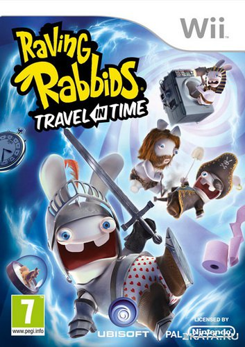 Raving Rabbids: Travel in Time (2010/PAL/ENG/Wii)