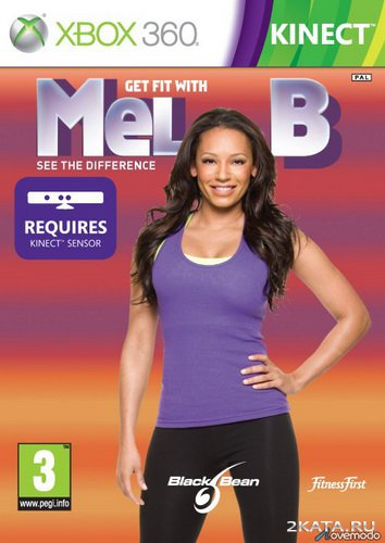 Get Fit with Mel B (2010/PAL/ENG/XBOX360)