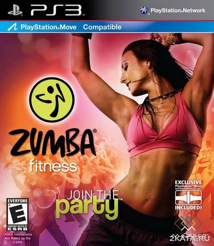 Zumba Fitness (PS Move only) (2010/PS3)