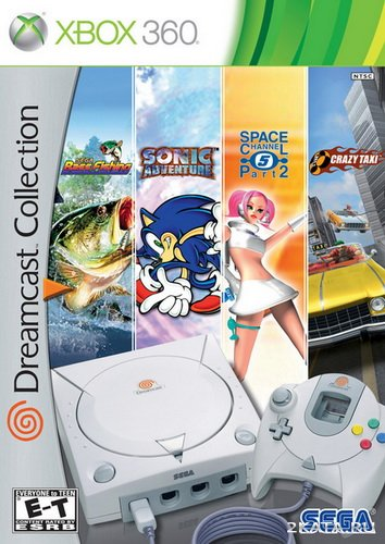 Dreamcast Collection (2011/XBOX360)