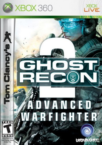 Tom Clancy's Ghost Recon Advanced Warfighter 2 (2007/XBOX360)