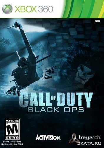 Call Of Duty: Black Ops [LT+] (2010/XBOX360)