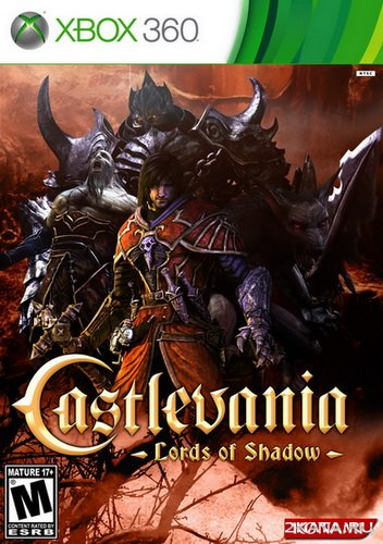 Castlevania - Lords of Shadow (2010) (FAN-RUS) (XBOX360)