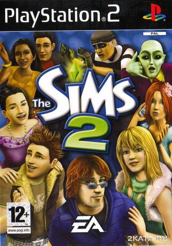 The Sims 2 (2005/PS2)