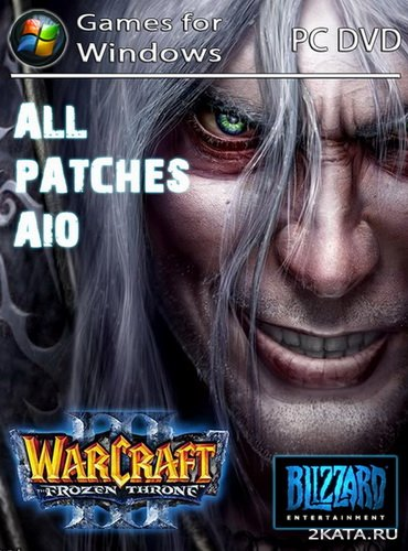 Патчи для Warcraft 3. The Frozen Throne [RUS/ENG] [ADDON-Pack] (2011)