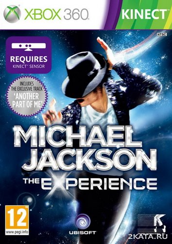 Michael Jackson. The Experience (2011/XBOX360)