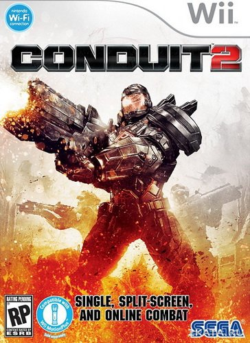 The Conduit 2 [ENG/DE] [PAL] (2011/Wii)