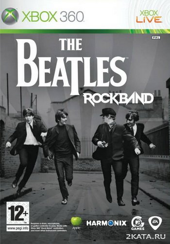 The Beatles. Rock Band (2011/XBOX360)
