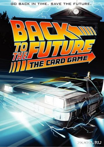 Back to the Future. The Game - Episode 4. Double Visions [RUS/ENG] (2011) RePack от [WildDeer]