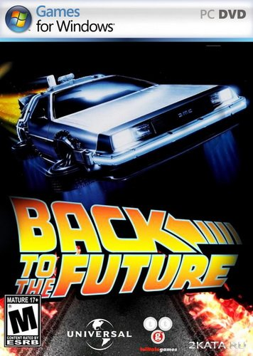 Back to the Future [Quadrilogy] [RUS/ENG] (2010-2011) RePack от [R.G.ReCoding]