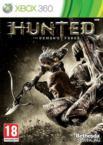 Hunted The Demon's Forge [MULTI-4] (FIX) (2011/XBOX360)