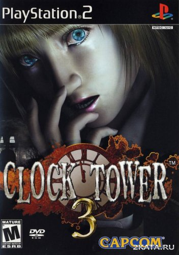 Clock Tower 3 (PS2)