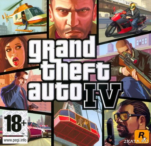 Grand Theft Auto 4 *Car Pack* [Upd. 07.07.2011] [RUS/ENG]
