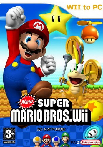 New Super Mario Bros (2009) (ENG) (PC)