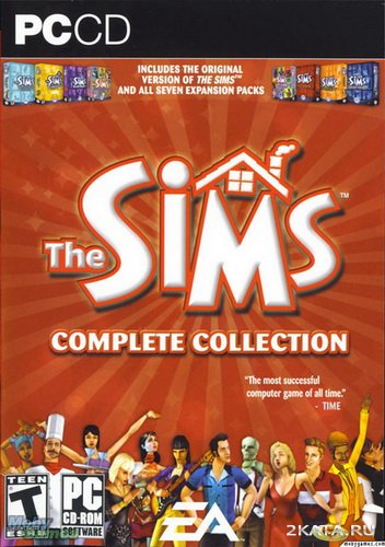 The Sims 3 Collection [9in1] / The Sims 3 Коллекция [9в1] [9.0.73.012001] [RUS] (2011) RePack by Sbalykov