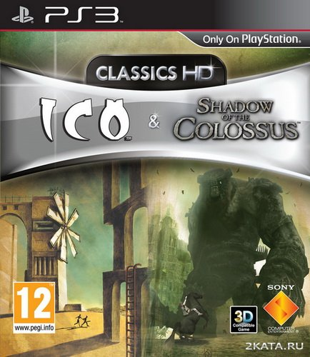 The ICO and Shadow of the Colossus Collection (PS3)