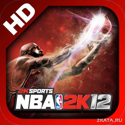 NBA 2K12 HD [iPad]