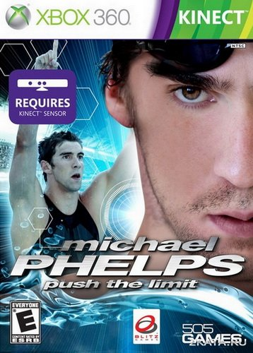 Michael Phelps: Push the Limit (XBOX360)