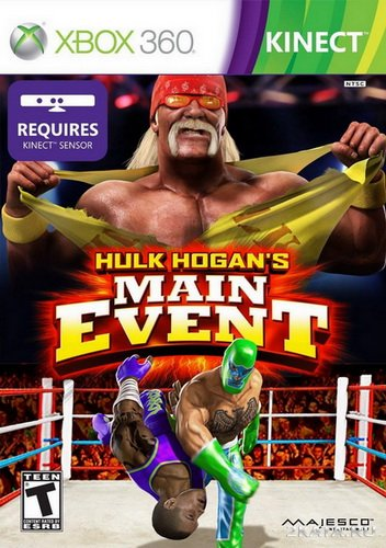 Hulk Hogan's Main Event (XBOX360)