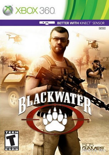 Blackwater (2011/PAL/NTSC-U/ENG/XBOX360)