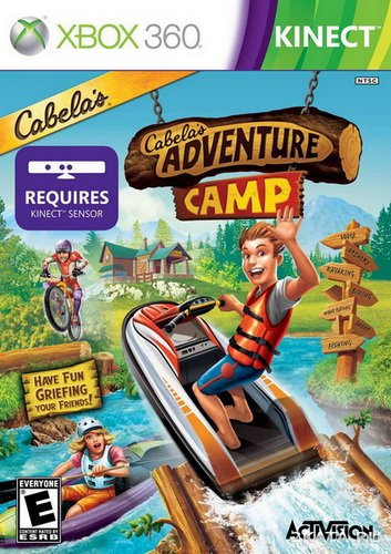 Cabela's Adventure Camp (XBOX360)