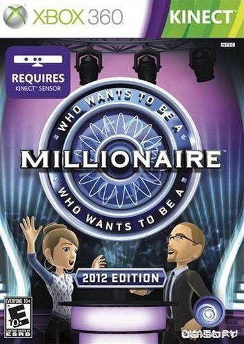 Who Wants To Be A Millionaire? 2012 Edition (XBOX360)