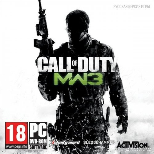 Call of Duty: Modern Warfare 3 [RUS] (PC) Full / RePack
