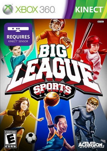 Big League Sports (XBOX360)