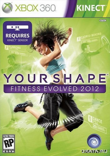 Your Shape Fitness Evolved 2012 (XBOX360)