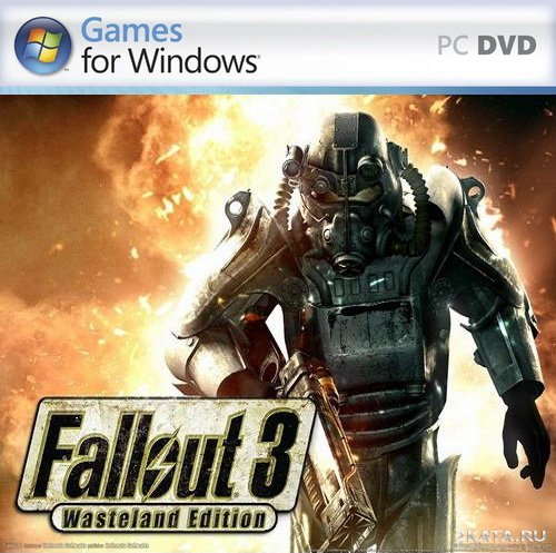 Fallout 3: Wasteland Edition (2008) (RUS/ENG) (PC) RePack