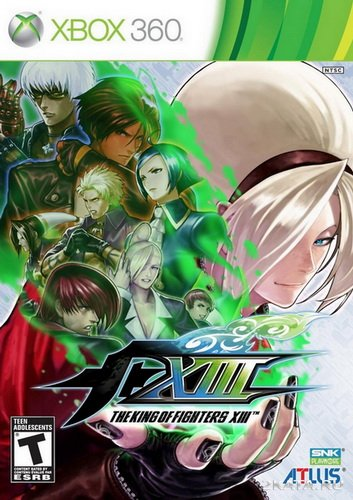 The King of Fighters XIII (2011) (ENG) (XBOX360)