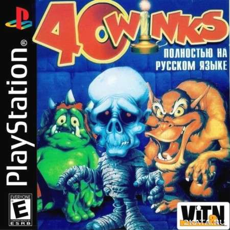 40 Winks (PS1/RUS)