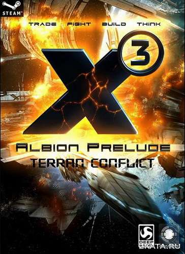 X3: Albion Prelude (ENG/RUS) (PC) Full / RePack