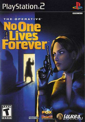 The Operative: No One Lives Forever [Multi-5] (PS2)