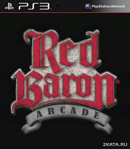 Red Baron Arcade (PS3) Full от DUPLEX