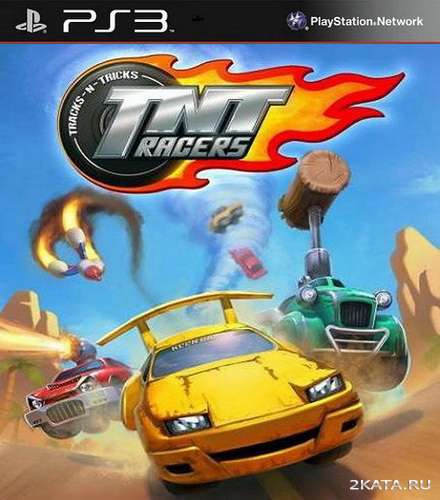 TNT Racers (PS3) Full от DUPLEX