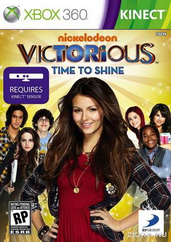 Victorious: Time to Shine (XBOX360)