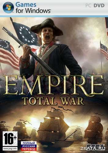 Empire: Total War (2009) (RUS) (PC) RePack