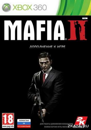 Mafia 2 - ВСЕ ДОПОЛНЕНИЯ [DLC Pack] [RUSSOUND] (XBOX360) RePack