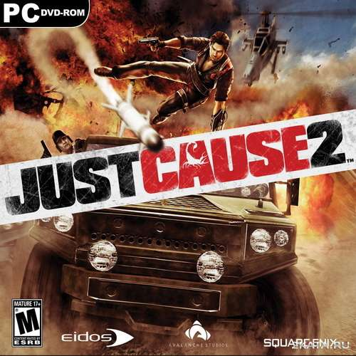 Just Cause 2 v.1.0.0.2 + 9 DLC [RUS] RePack от [UltraISO]