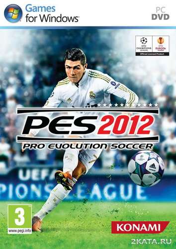 PES 2012 ULTIMATE PATCH SEASON V.1.0 2012 (Патч) (RUS)