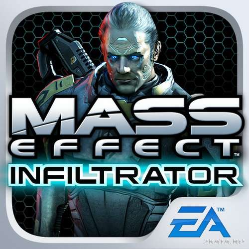Mass Effect: Infiltrator [+iPad] (2012) (Multi-8)