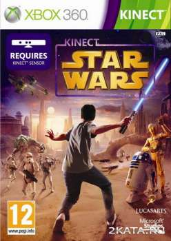 Kinect Star Wars (2012) (PAL/NTSC) (RUSSOUND/RUS/ENG) (XBOX360)